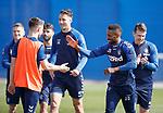 19.04.2019 Rangers training: Jermain Defoe