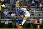 06 September 2013: North Carolina's Kealia Ohai. The University of North Carolina Tar Heels played the University of California Los Angeles Bruins at Koskinen Stadium in Durham, NC in a 2013 NCAA Division I Women's Soccer match. UNC won the game 1-0.