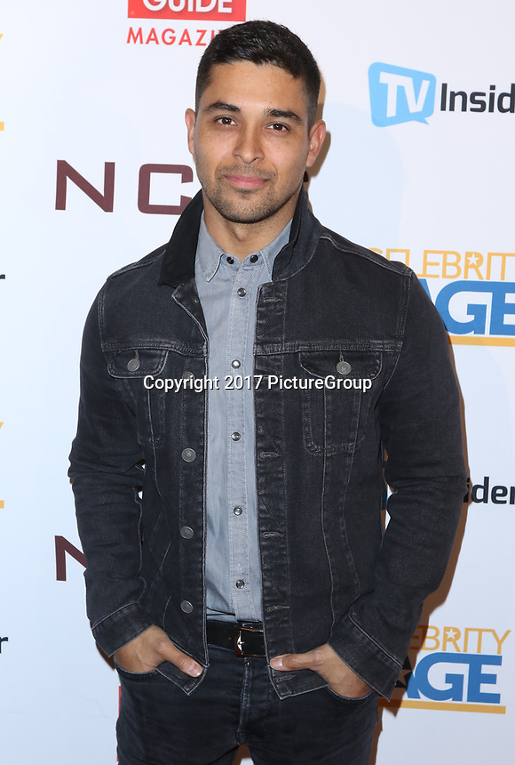 "STUDIO CITY, CA - NOVEMBER 6: Wilmer Valderrama attends the TV Guide Magazine Cover Party for Mark Harmon and 15 seasons of the CBS show ""NCIS"" at River Rock at Sportsmen's Lodge on November 6, 2017 in Studio City, California. (Photo by JC Olivera/PictureGroup)"