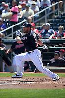 Jason Kipnis - Cleveland Indians 2016 spring training (Bill Mitchell)