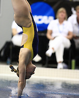 March 18th - 20th, 2010. Purdue University, Women's NCAA Swimming & Diving National Championships.