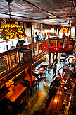 USA, California, San Francisco, the interior at the Vesuvio Bar in North Beach