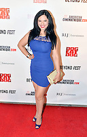 LOS ANGELES, CA - SEPTEMBER 30: Magi Avila at the retrospective of Paul Schrader's body of work and The Beyond Fest Screening and Retrospective of Dog Eat Dog hosted by American Cinematheque at the Egyptian Theatre in Los Angeles, California on September 30, 2016. Credit: Koi Sojer/Snap'N U Photos/MediaPunch