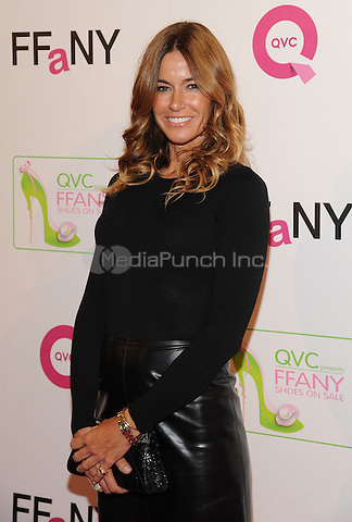 New York,NY-October 8: Kelly Bensimon at QVC presents 'FFANY Shoes on Sale' at Waldorf Astoria Hotel ln New York City on October 8, 2014. Credit: John Palmer/MediaPunch