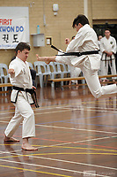 Black Belt Grading -- Cain