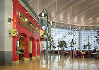 SeaTac Airport Food Court