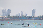 General view,<br /> AUGUST 20, 2018 - Rowing : <br /> akabaring Sport Center Lake <br /> during the 2018 Jakarta Palembang Asian Games <br /> in Palembang, Indonesia. <br /> (Photo by Yohei Osada/AFLO SPORT)