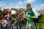 at Kerry GAA family day at Fitzgerald Stadium  on Sunday