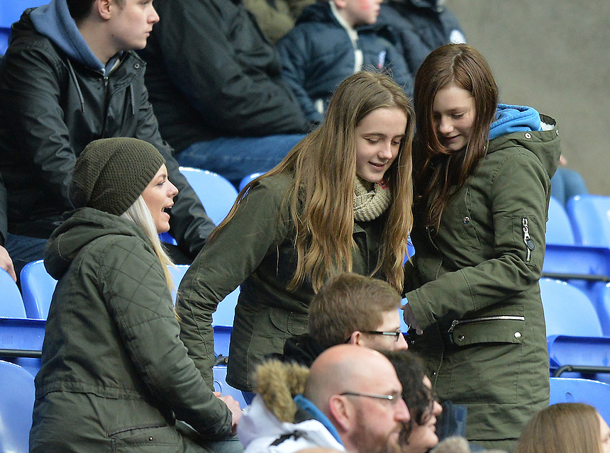 Fans<br /> <br /> Photographer Dave Howarth/CameraSport<br /> <br /> Football - The Football League Sky Bet Championship - Bolton Wanderers v Rotherham United - Saturday 6th February 2016 - Macron Stadium - Bolton <br /> <br /> &copy; CameraSport - 43 Linden Ave. Countesthorpe. Leicester. England. LE8 5PG - Tel: +44 (0) 116 277 4147 - admin@camerasport.com - www.camerasport.com