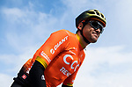Olympic Champion Greg Van Avermaet (BEL) CCC Team at sign on before the start of Stage 3 of the 2019 Tour de Yorkshire, running 132km from Brindlington to Scarborough, Yorkshire, England. 4th May 2019.<br /> Picture: ASO/SWPix/Alex Broadway | Cyclefile<br /> <br /> All photos usage must carry mandatory copyright credit (© Cyclefile | ASO/SWPix/Alex Broadway)
