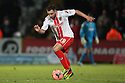 Peter Hartley of Stevenage<br />  - Stevenage v Stourbridge - FA Cup Round 2 - Lamex Stadium, Stevenage - 7th December, 2013<br />  © Kevin Coleman 2013