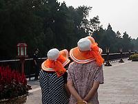im Himmelstempel Park, Peking, China, Asien, UNESCO-Weltkulturerbe<br /> Park of temple of Heaven, Beijing, China, Asia, world heritage