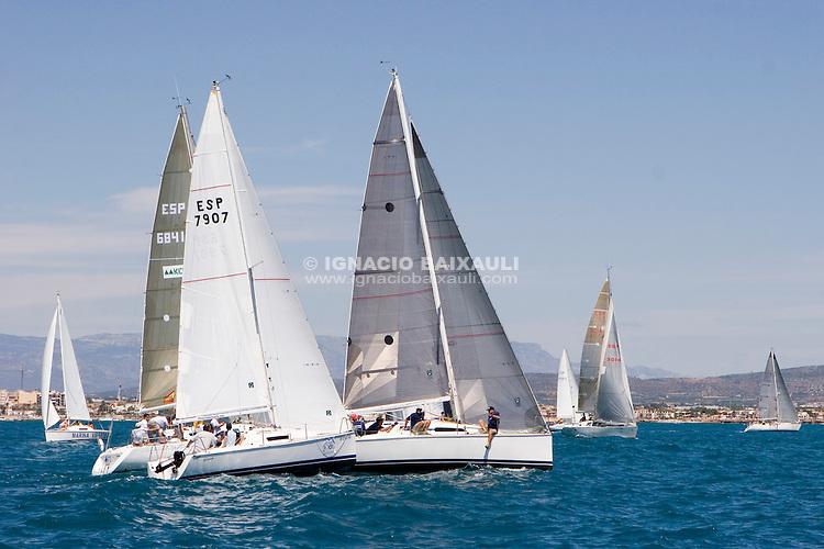 -  - 24 REGATA CIUTAT DE VINARÒS - TROFEO KAL-KAT CN Vinaròs - Crucero  - Trofeo Llanera - 2006 ago 13