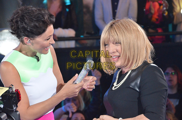 Emma Willis (nee Griffiths), Kellie Maloney	<br /> in Celebrity Big Brother - Summer 2014 <br /> *Editorial Use Only*<br /> CAP/NFS<br /> Image supplied by Capital Pictures