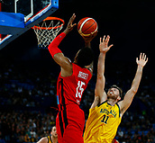 2019 International Basketball Australia v Canada Aug 17th