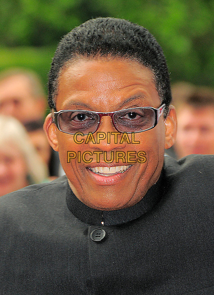 HERBIE HANCOCK .attending The Classical Brit Awards 2009, Royal Albert Hall, London, England, UK, 14th May 2009.brits portrait headshot glasses .CAP/BEL.©Tom Belcher/Capital Pictures