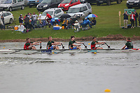 Race: 77 Event: J14 4x+ Final B <br />