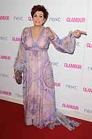 Sharon Osbourne arrives for the Glamour Women of the Year Awards 2014 in Berkley Square, London. 03/06/2014 Picture by: Steve Vas / Featureflash