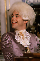 Amadeus (1984) <br /> Tom Hulce<br /> *Filmstill - Editorial Use Only*<br /> CAP/KFS<br /> Image supplied by Capital Pictures