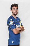Moi Gomez poses during official La Liga 2015-16 photo session in Madrid, Spain. July 24, 2015. (ALTERPHOTOS/Victor Blanco)