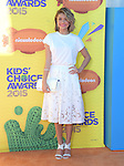 Sarah Hyland<br /> <br /> <br /> <br /> <br /> <br /> <br />  attends 2015 Nickelodeon Kids' Choice Awards  held at The Forum in Inglewood, California on March 28,2015                                                                               &copy; 2015 Hollywood Press Agency