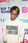 Wiz Khalifa attends BET'S RIP THE RUNWAY 2011 Hosted by MEHCAD BROOKS AND SELITA EBANKS AT THE HAMMERSTEIN BALLROOM, New York 2/26/11