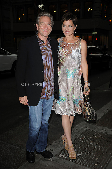 "WWW.ACEPIXS.COM . . . . . ....July 27 2009, New York City....Director Max Mayer and Rebecca Carpenter arriving at The Cinema Society & Brooks Brothers screening of ""Adam"" at AMC Loews 19th Street on July 28, 2009 in New York City.....Please byline: KRISTIN CALLAHAN - ACEPIXS.COM.. . . . . . ..Ace Pictures, Inc:  ..tel: (212) 243 8787 or (646) 769 0430..e-mail: info@acepixs.com..web: http://www.acepixs.com"