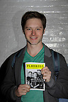 """Actor Bobby Steggert (All My Children) stars  in the play """"Mothers and Sons"""" at the John Golden Theatre, New York City, New York. (Photo by Sue Coflin/Max Photos)"""