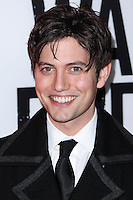 "HOLLYWOOD, CA - JANUARY 29: Jackson Rathbone arrives at the ""Warm Bodies"" Los Angeles Premiere held at ArcLight Cinemas Cinerama Dome on January 29, 2013 in Hollywood, California. Photo Credit: Xavier Collin / Retna Ltd. / MediaPunch Inc /NortePhoto"