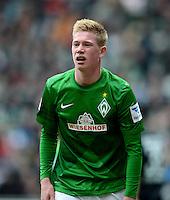FUSSBALL   1. BUNDESLIGA   SAISON 2012/2013    26. SPIELTAG SV Werder Bremen - Greuther Fuerth                        16.03.2013 Kevin De Bruyne (SV Werder Bremen)