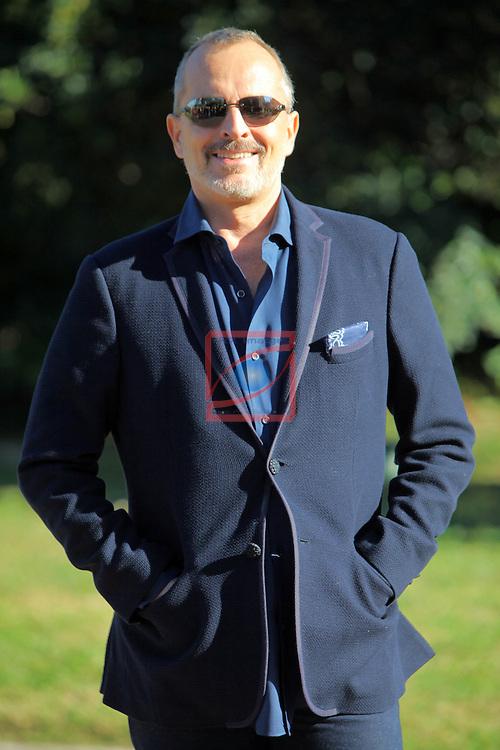 63 Premios Ondas.<br /> Palacete Albeniz-Encuentro con los medios.<br /> Miguel Bose.