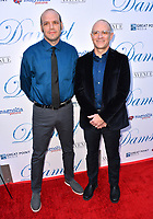 David Zellner &amp; Nathan Zellner at the premiere for &quot;Damsel&quot; at the Arclight Hollywood, Los Angeles, USA 13 June 2018<br /> Picture: Paul Smith/Featureflash/SilverHub 0208 004 5359 sales@silverhubmedia.com
