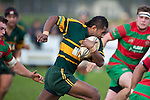 Counties Manukau Premier Club Rugby game between Pukekohe and Waiuku played at Colin Lawrie Fields, Pukekohe, on Saturday July 3rd 2010. Pukekohe won 31 - 12 after leading 15 - 9 at halftime.