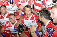 150501 EDINBURGH v GLOUCESTER EUROPEAN RUGBY CHALLENGE CUP FINAL