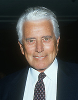 John Forsythe, 1994, Photo By Michael Ferguson/PHOTOlink