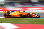 12.05.2018 Fernando Alonso (ESP) Mclaren F1 team at Formula One World Championship,  Spanish Grand Prix, Qualifying, Barcelona, Spain