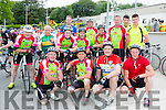 The Mid Kerry crusdaer at the Stephanie O'Sullivan memorial cycle in Milltown on Sunday