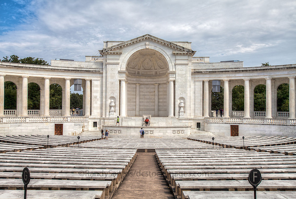 Memorial Amphitheater Arlington Cemetery