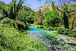 The Blue Eye is a water spring and natural phenomenon occurring near Muzinë in Vlorë County, Albania. Albania Road trip July 2016