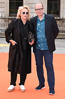 Jennifer Saunders &amp; Ade Edmondson at the Royal Academy of Arts Summer Exhibition Preview Party, London, UK. <br /> 07 June  2017<br /> Picture: Steve Vas/Featureflash/SilverHub 0208 004 5359 sales@silverhubmedia.com