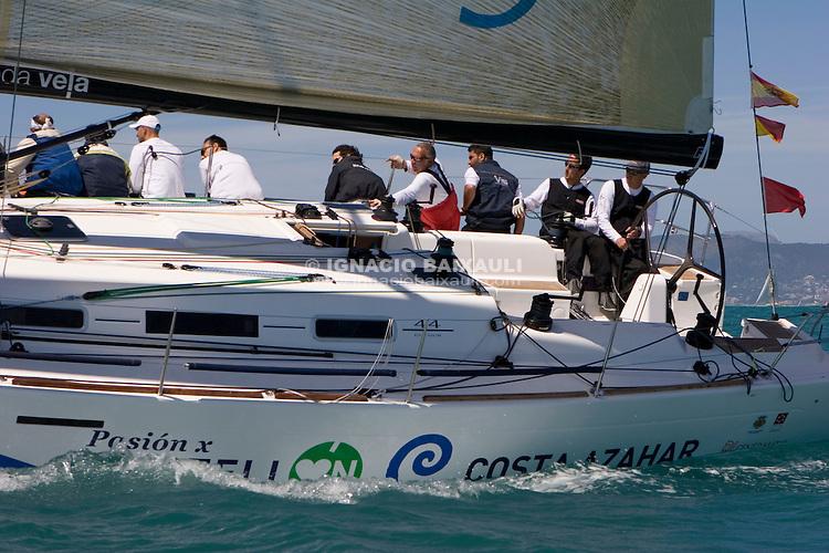 Pasión por Castellón - V Hublot PALMAVELA - Rela Club Náutico de Palma - 18-20/4/2008 - Palma de Mallorca - Baleares - España