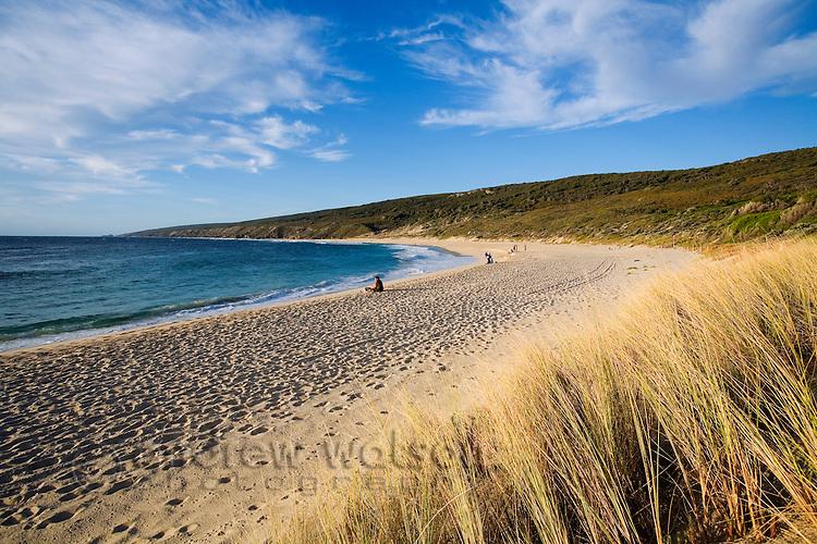 Yallingup beach in the Leeuwin-Naturaliste National Park, Western Australia, AUSTRALIA.