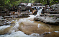 Diana's bath, White Mountains, New Hampshire