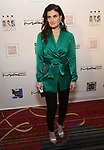 Idina Menzel attends the 2018 Drama League Awards at the Marriot Marquis Times Square on May 18, 2018 in New York City.