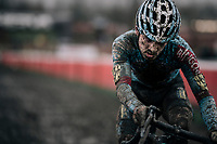 Eli Iserbyt (BEL/Marlux-Bingoal)<br /> <br /> Elite Men's Race<br /> Belgian National CX Championschips<br /> Kruibeke 2019