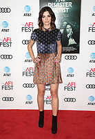 12 November 2017 - Hollywood, California - Kelly Oxford. &quot;The Disaster Artist&quot; AFI FEST 2017 Screening held at TCL Chinese Theatre. <br /> CAP/ADM/FS<br /> &copy;FS/ADM/Capital Pictures