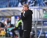 Trainer Markus Gisdol (1.FC Köln)<br /> <br /> Foto: POOLFOTO/Avanti/Ralf Poller/PIX-Sportfotos.<br /> TSG 1899 Hoffenheim-1. FC Koeln.<br /> Sinsheim,  GER, 27.05.2020 , 28. Spieltag , Fussball 1. Bundesliga 2019/2020.<br /> <br /> Sport: Fussball: LIGA: Saison 19/20: TSG 1899 Hoffenheim- 1.FC Koeln, 27.05.2020.<br /> Foto: RALF POLLER/AVANTI/POOL<br /> <br /> Nur für journalistische Zwecke! Only for editorial use! <br /> Gemäß den Vorgaben der DFL Deutsche Fußball Liga ist es untersagt, in dem Stadion und/oder vom Spiel angefertigte Fotoaufnahmen in Form von Sequenzbildern und/oder videoähnlichen Fotostrecken zu verwerten bzw. verwerten zu lassen. DFL regulations prohibit any use of photographs as image sequences and/or quasi-video.