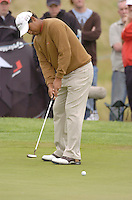 July 7th, 2006. Smurfit European Open, The K Club, Straffan, County Kildare..New Zealand's Michael Campbell at the above..Photo: BARRY CRONIN/Newsfile..(Photo credit should read BARRY CRONIN/NEWSFILE).