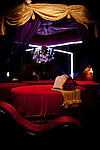 """The """"Mardi Gras"""" suite at the Mustang Ranch in Sparks, Nev. November 26, 2012."""
