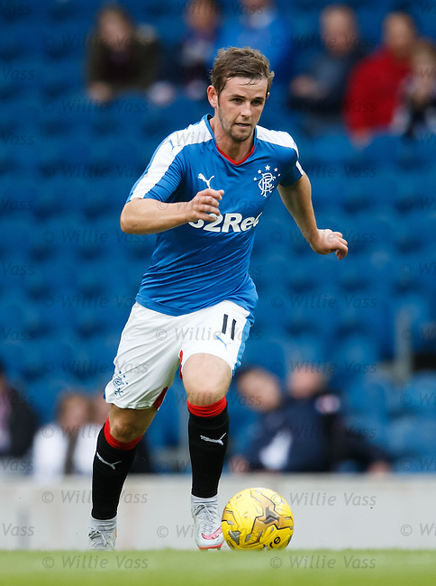 David Templeton, Rangers